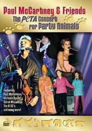 Paul McCartney & Various – The PeTA Concert For Party Animals