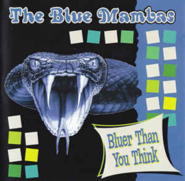 The Blue Mambas ‎– Bluer Than You Think