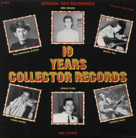10 Years Collector Records