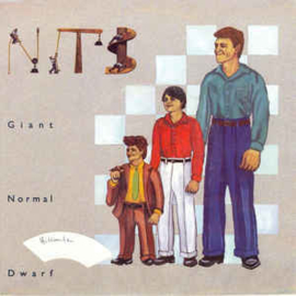 Nits ‎– Giant Normal Dwarf