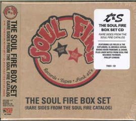 The Soul Fire Box Set (Rare Sides From The Soul Fire Catalogue)