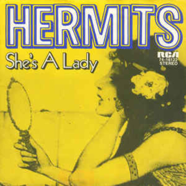 Hermits – She's A Lady