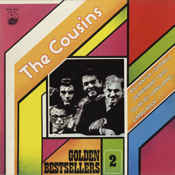 The Cousins ‎– Golden Bestsellers 2