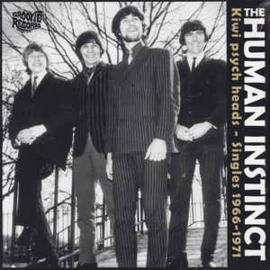 The Human Instinct – Kiwi Psych Heads - Singles 1966 –1971