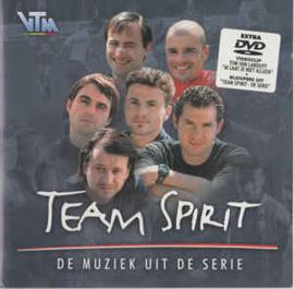 Team Spirit - De Muziek Uit De Serie