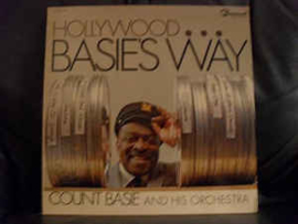 Count Basie Orchestra ‎– Hollywood...Basie's Way