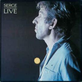Serge Gainsbourg – Live