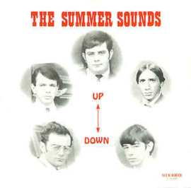 The Summer Sounds ‎– Up - Down
