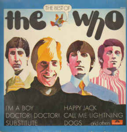The Who ‎– The Best Of The Who