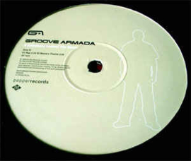 Groove Armada ‎– If Everybody Looked The Same (promo)