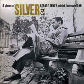 The Horace Silver Quintet ‎– 6 Pieces Of Silver