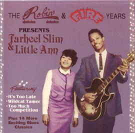 Tarheel Slim & Little Ann – The Red Robin & Fire Years