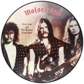 Motörhead – Iron Fist And The Hordes From Hell