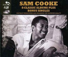 Sam Cooke – 8 Classic Albums Plus Bonus Singles
