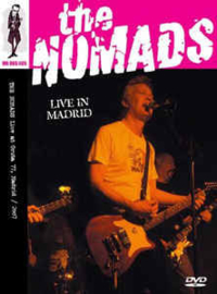 The Nomads – Live In Madrid. Live At Gruta 77.