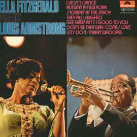 Ella Fitzgerald & Louis Armstrong – Ella Fitzgerald Meets Louis Armstrong
