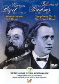 Georges Bizet & Johannes Brahms