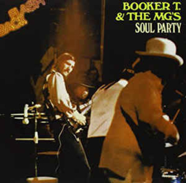 Booker T & The MG's ‎– Soul Party