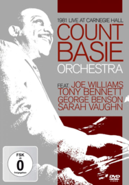 COUNT BASIE 1981 LIVE AT CARNEGIE HALL