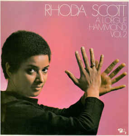 Rhoda Scott ‎– A L'Orgue Hammond Vol 2