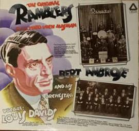 The Ramblers, Theo Uden Masman, Ambrose & His Orchestra, Louis Davids – The Original Ramblers