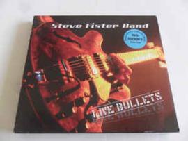 Steve Fister Band – Live Bullets