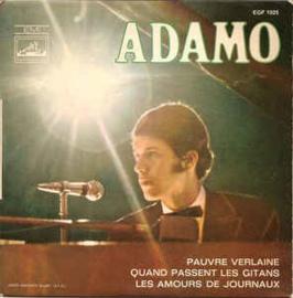 Adamo – Pauvre Verlaine