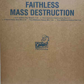 Faithless ‎– Mass Destruction