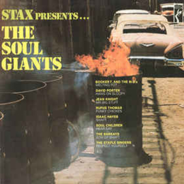 Stax Presents... The Soul Giants
