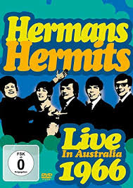 Hermans Hermits – Live In Australia 1966