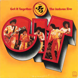 The Jackson 5ive ‎– Get It Together