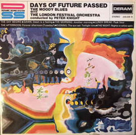 The Moody Blues, The London Festival Orchestra ‎– Days Of Future Passed