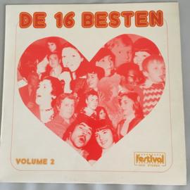 De 16 Besten Volume 2