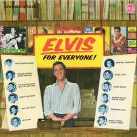 Elvis Presley ‎– Elvis For Everyone!