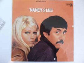 Nancy Sinatra & Lee Hazlewood ‎– Nancy & Lee