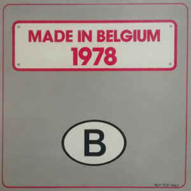 Made In Belgium 1978