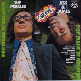 The Pebbles / Jess & James ‎– Pop Made In Belgium