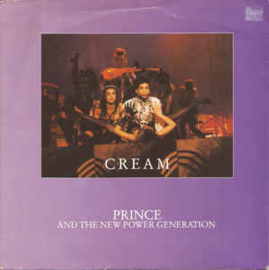 Prince And The New Power Generation – Cream