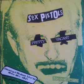 Sex Pistols – Pretty Vacant