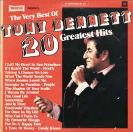 Tony Bennett – The Very Best Of Tony Bennett 20 Greatest Hits
