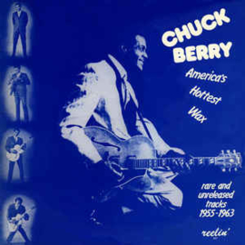 Chuck Berry ‎– America's Hottest Wax