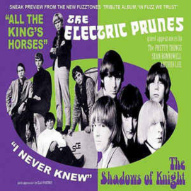 The Electric Prunes / The Shadows Of Knight – All The King's Horses / I Never Knew
