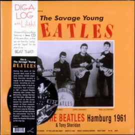 The Beatles & Tony Sheridan – This Is....The Savage Young Beatles