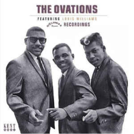 The Ovations Featuring Louis Williams ‎– Goldwax Recordings