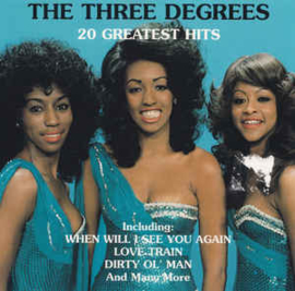 The Three Degrees ‎– A Collection Of Their 20 Greatest Hits