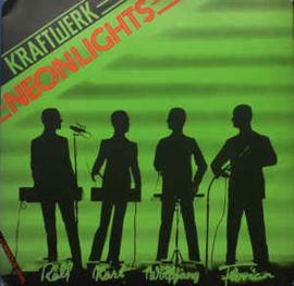 Kraftwerk – Neon Lights   (Luminous)