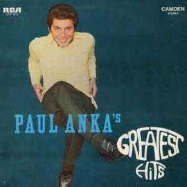 Paul Anka – Paul Anka's Greatest Hits