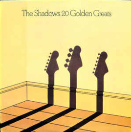 The Shadows ‎– 20 Golden Greats