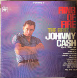 Johnny Cash ‎– Ring Of Fire - The Best Of Johnny Cash