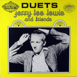 Jerry Lee Lewis And Friends ‎– Duets